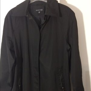 Women's Anne Klein Trench Coat